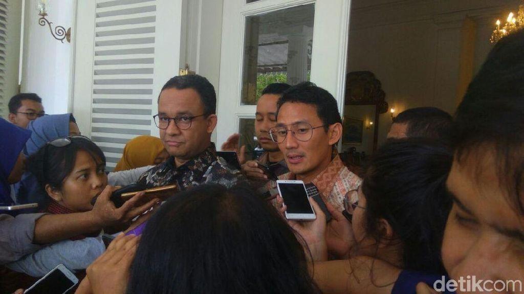 Sandiaga: Presiden Minta Persiapan Asian Games Selesai Tepat Waktu
