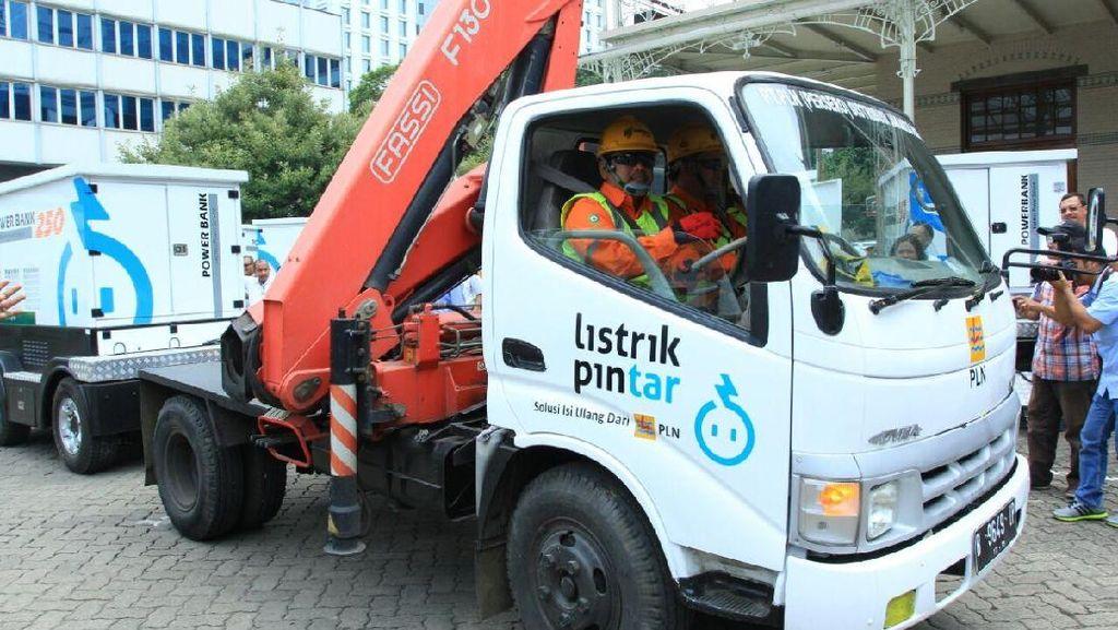 Butuh Listrik Dadakan, PLN Sediakan Power Bank Segede Mobil