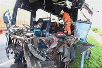 Horor! Ini Cerita Kepanikan WNI Korban Selamat Bus Maut di Malaysia