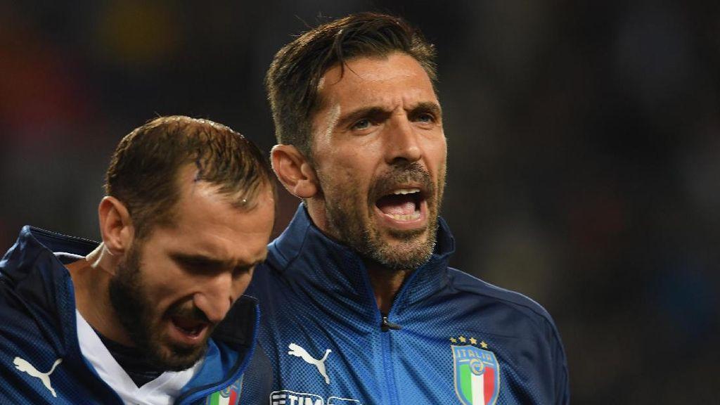 Alasan Buffon Terima Lagi Panggilan dari Timnas Italia