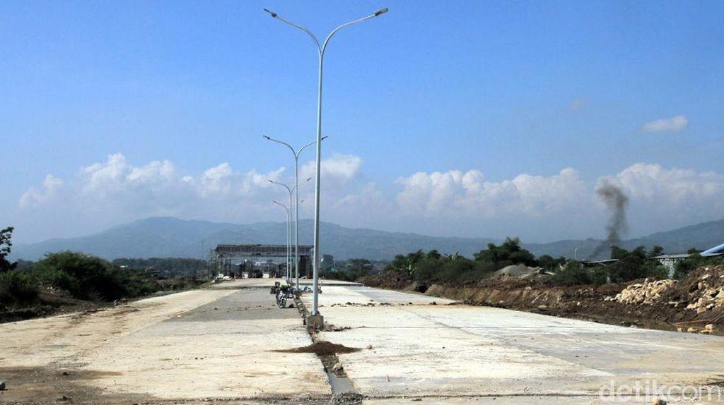 Soreang-Pasir Koja Jadi Tol ke-10 yang Diresmikan Jokowi Tahun Ini
