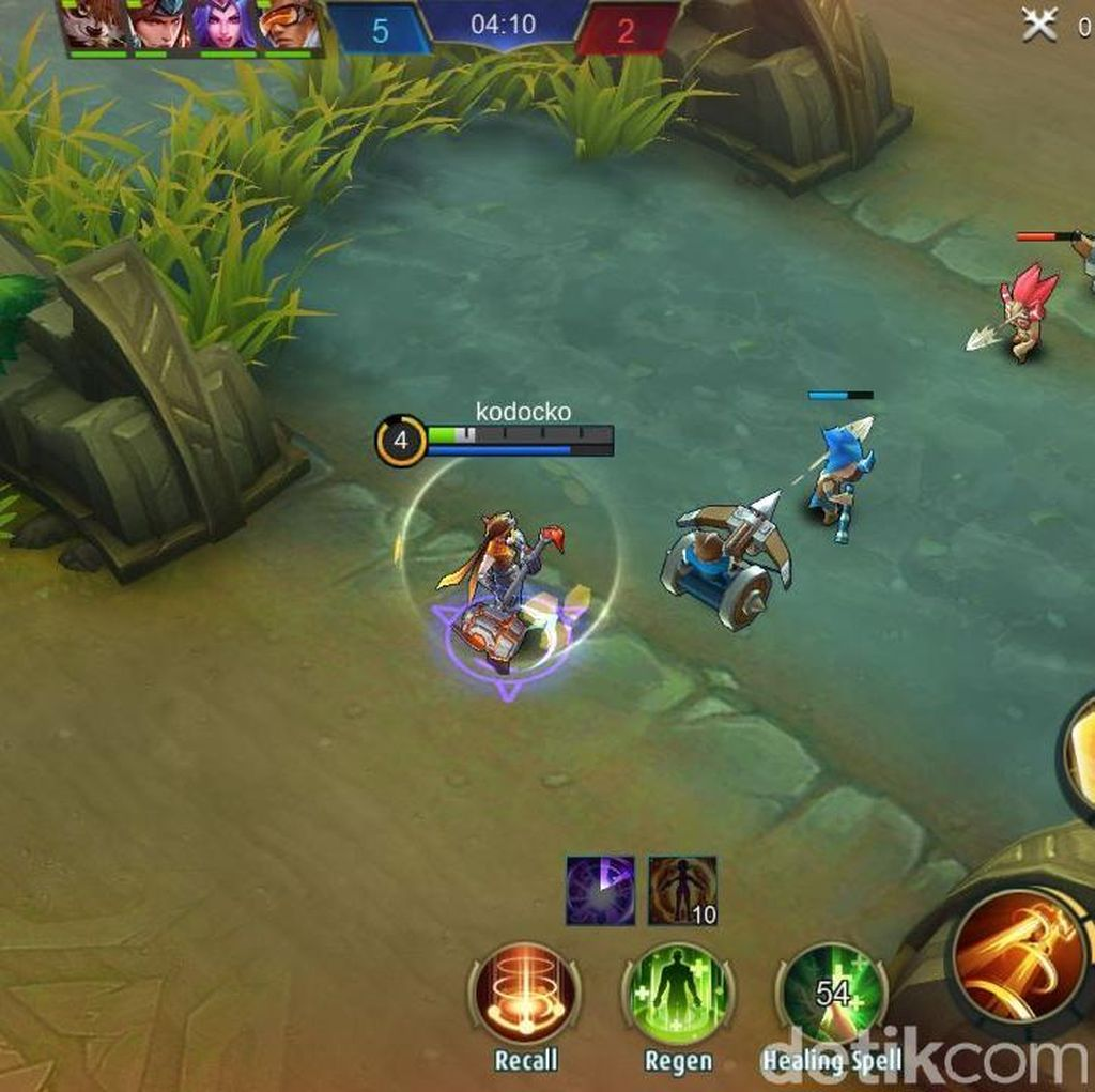 Jualan Diamond, Mobile Legends Gandeng Tokopedia