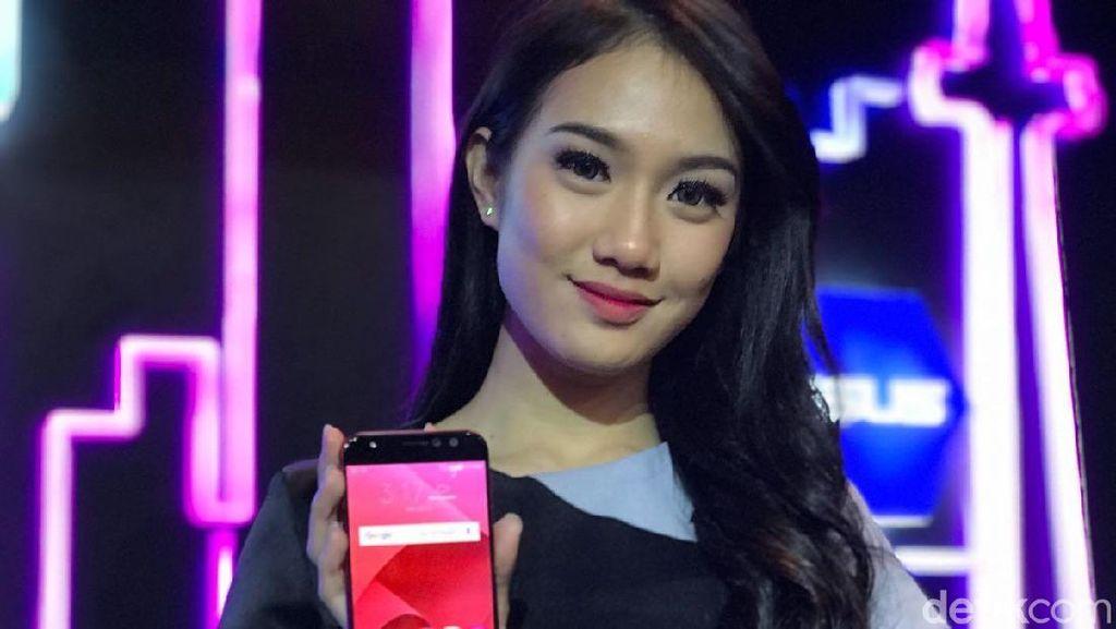 Asyiknya Swafoto dengan Zenfone 4 Selfie