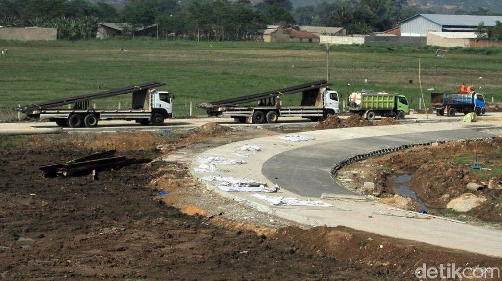 Siapkan Rp 410 T, Ini Infrastruktur yang Dibangun Jokowi Tahun Depan