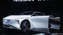 Mobil Listrik Berbentuk Crossover Nissan Ini Siap Produksi