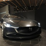 Mobil Cantik Mazda Vision Coupe