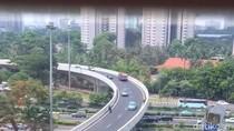 Cari Mati, Pemotor Lawan Arus Lagi di Simpang Semanggi