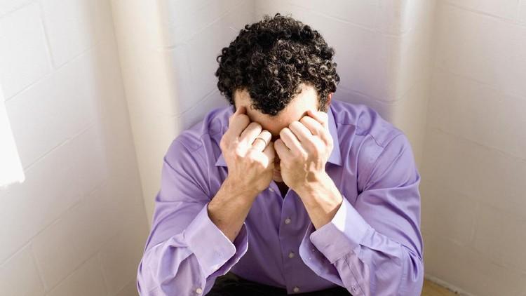Kisah Ayah yang Mencoba Bertahan dari Depresi