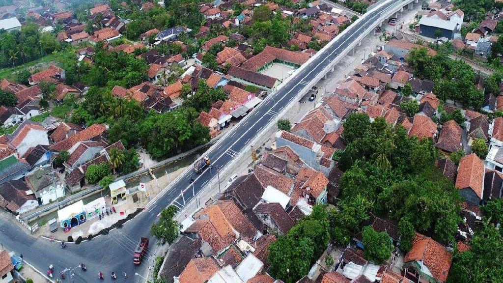 4 Flyover dan 1 Underpass di Jateng Resmi Beroperasi