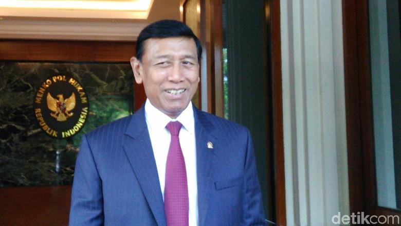 Wiranto Belum Juga Temui Hanura Ambhara, Sudding: Beliau Ada Acara