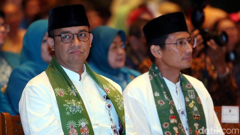 Tim Gubernur Anies Resmi Siapa - Jakarta Wakil Gubernur DKI Jakarta Sandiaga Uno masih tutup mulut soal yang akan masuk dalam Tim Gubernur untuk