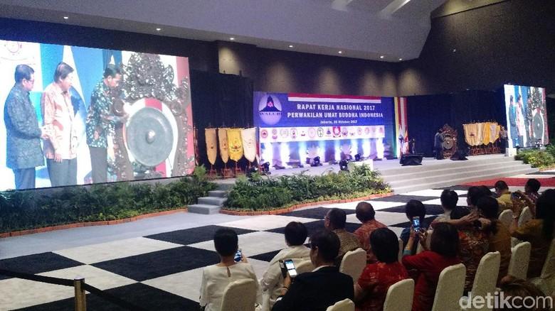 Di Depan Jokowi, Walubi Ucapkan Selamat Perppu Ormas Jadi UU