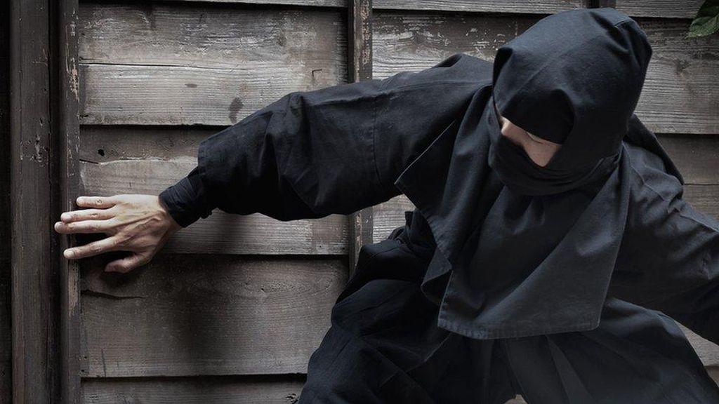 Polisi Jepang Tangkap Ninja Pencuri Berumur 74 Tahun
