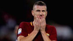 Dzeko Dihubungkan dengan Chelsea, Roma Angkat Bicara