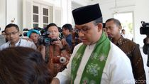 2 Pejabat OJK Bertemu Anies, Bahas Kemitraan hingga Rumah DP Rp 0