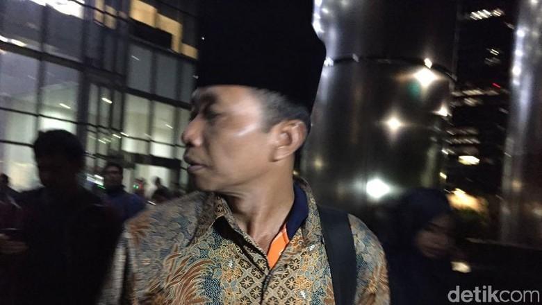 Malu karena Bakal Wabup Istri - Jakarta Bakal calon Wakil Bupati Saiful mengurungkan niat mencalonkan Walau tidak menjadi Saiful mengaku sangat malu akibat turut