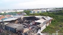 Manajer Operasional Pabrik Petasan yang Meledak Dibawa ke Polda Metro