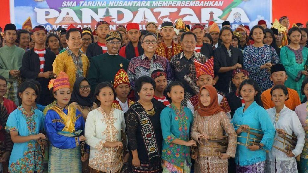SMA Taruna Nusantara Diusulkan Dibuka di Berbagai Daerah