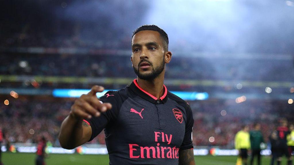 Everton Minati Walcott, Sedang Negosiasi dengan Arsenal