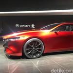 Hatchback Berdesain Keren, Mazda Kai Concept