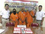 3 Buronan Pengedar Sabu Jaringan Lapas Ditangkap di Menteng