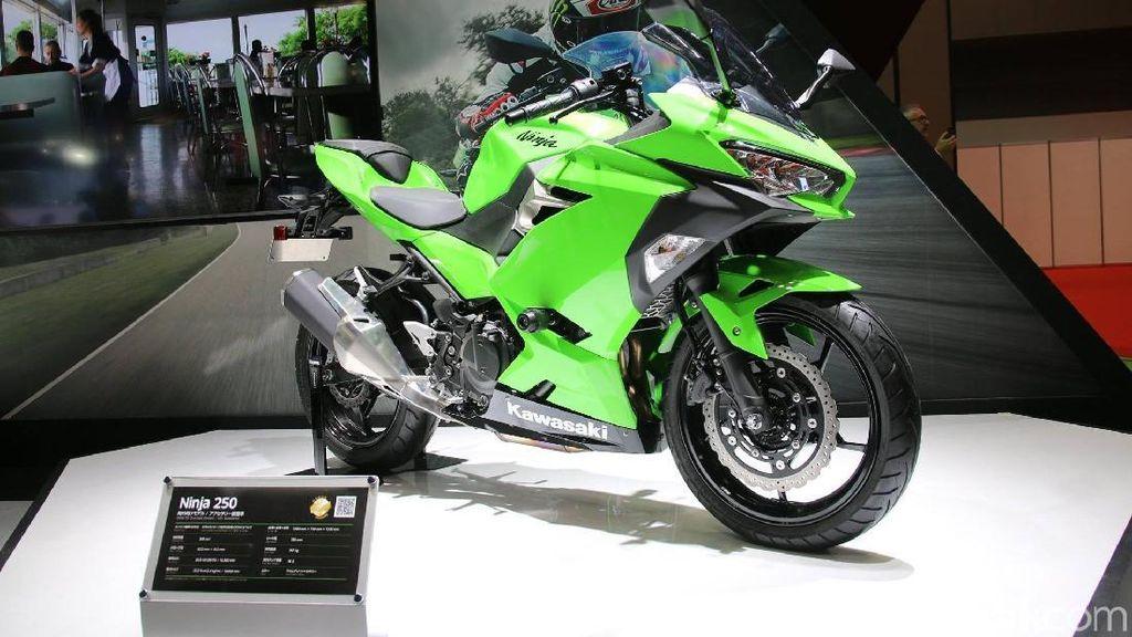 Kawasaki Siapkan 3 Motor Terbaru Sore Ini, Salah Satunya Ninja 250 Fi
