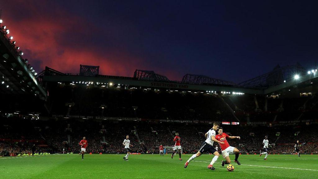 Duel MU Lawan Tottenham di Old Trafford