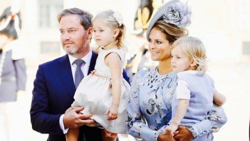 Ganteng dan Cantik! Begini Potret Keluarga Kerajaan Swedia