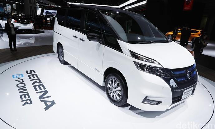 Kenalkan Dua Mobil Nissan Berteknologi e-Power