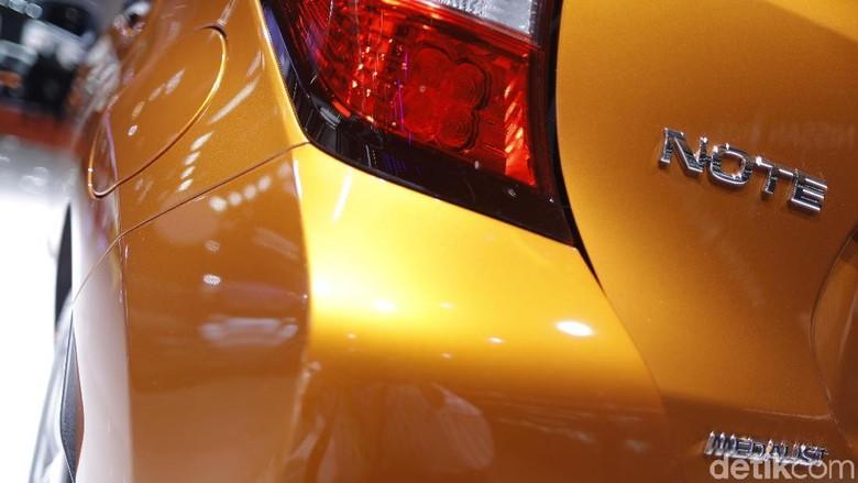 Masih Pakai Bensin, Nissan Klaim Note e-Power 100% Mobil Listrik