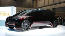 Begini Bentuk Mobil Keluarga Toyota di Masa Depan