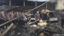 Mengerikan, Cerita Saksi di Balik Ledakan Pabrik Petasan Kosambi