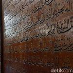 Masya Allah! Ayat Alquran Terukir di Dinding Masjid Tertua China