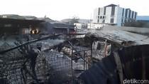 Wakapolda Metro Cek Lokasi Ledakan Pabrik Petasan di Kosambi
