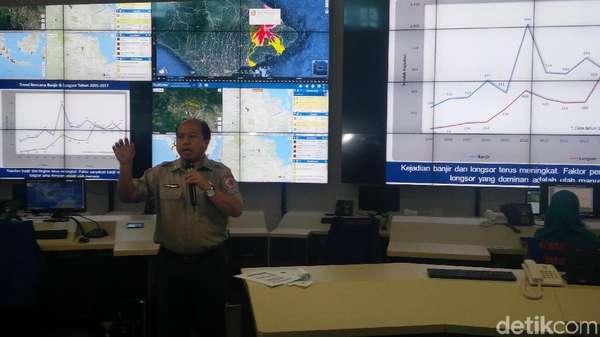 Ide BNPB Jadikan Erupsi Gunung Agung Potensi Jadi Tujuan Wisata
