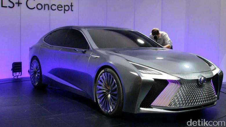 Bisakah Teknologi Semi-Otonom Lexus Dibawa ke Indonesia?