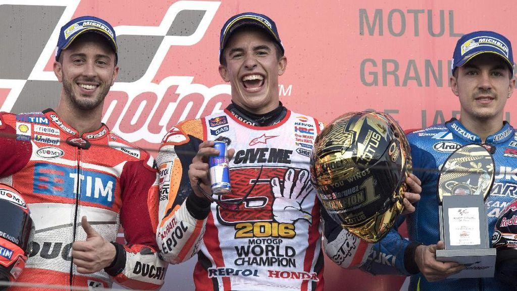 Marquez Tak Pernah Jadi Juara Dunia di Sepang, Bagaimana Akhir Pekan Ini?