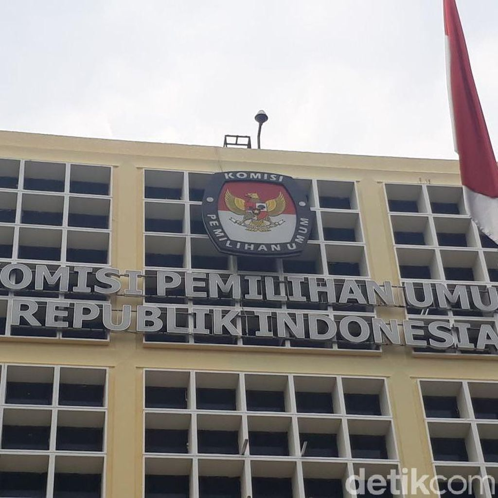 Digugat 7 Parpol, KPU: Mereka Tak Penuhi Syarat Sejak Awal