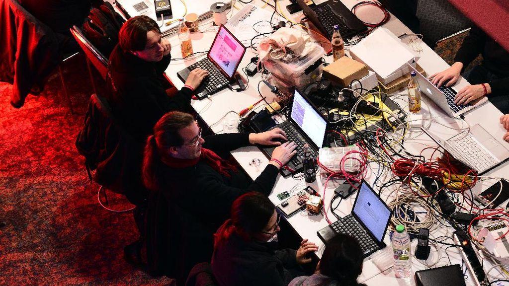 Hacker Rusia Curi Rp 135 Miliar dari Jaringan ATM