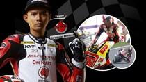 Debut Dimas Ekky di Moto2 Dalam Dua Latihan Hari Ini