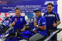 Sukses di World Supersport, Galang Hendra Pulang ke Indonesia