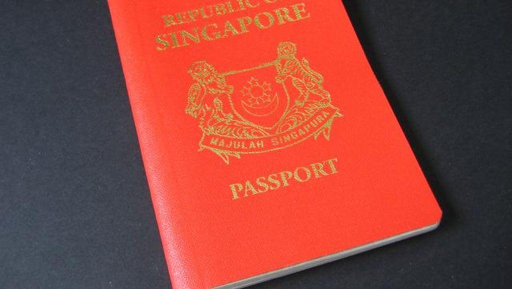 Peringkat Terbaru, Dua Negara Asia Pegang Paspor Tersakti Dunia
