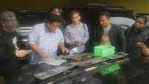 Polisi Bongkar Kiprah Pasutri Bandung Pemalsu STNK Mobil