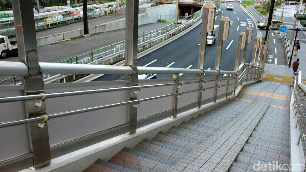 Kecelakaan Lalu Lintas di Jepang Didominasi Usia di Atas 60 Tahun