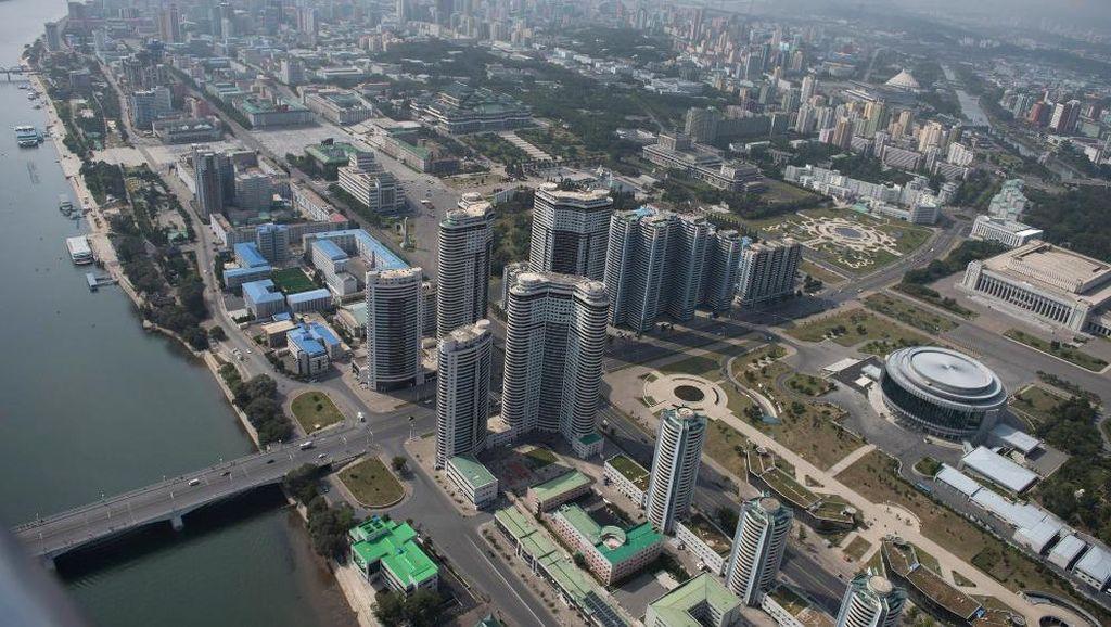 Foto: Pemandangan Langka Korea Utara