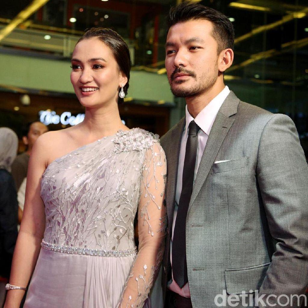 Nikmati Jadi Ibu, Atiqah Hasiholan Comeback Syuting 2 Tahun Lagi