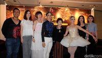 Pentas Balet Rama dan Shinta Usung Cerita dari Pewayangan