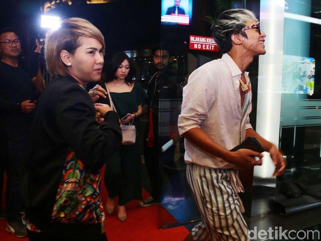 Aming dan Evelyn Jalan Bareng Lagi