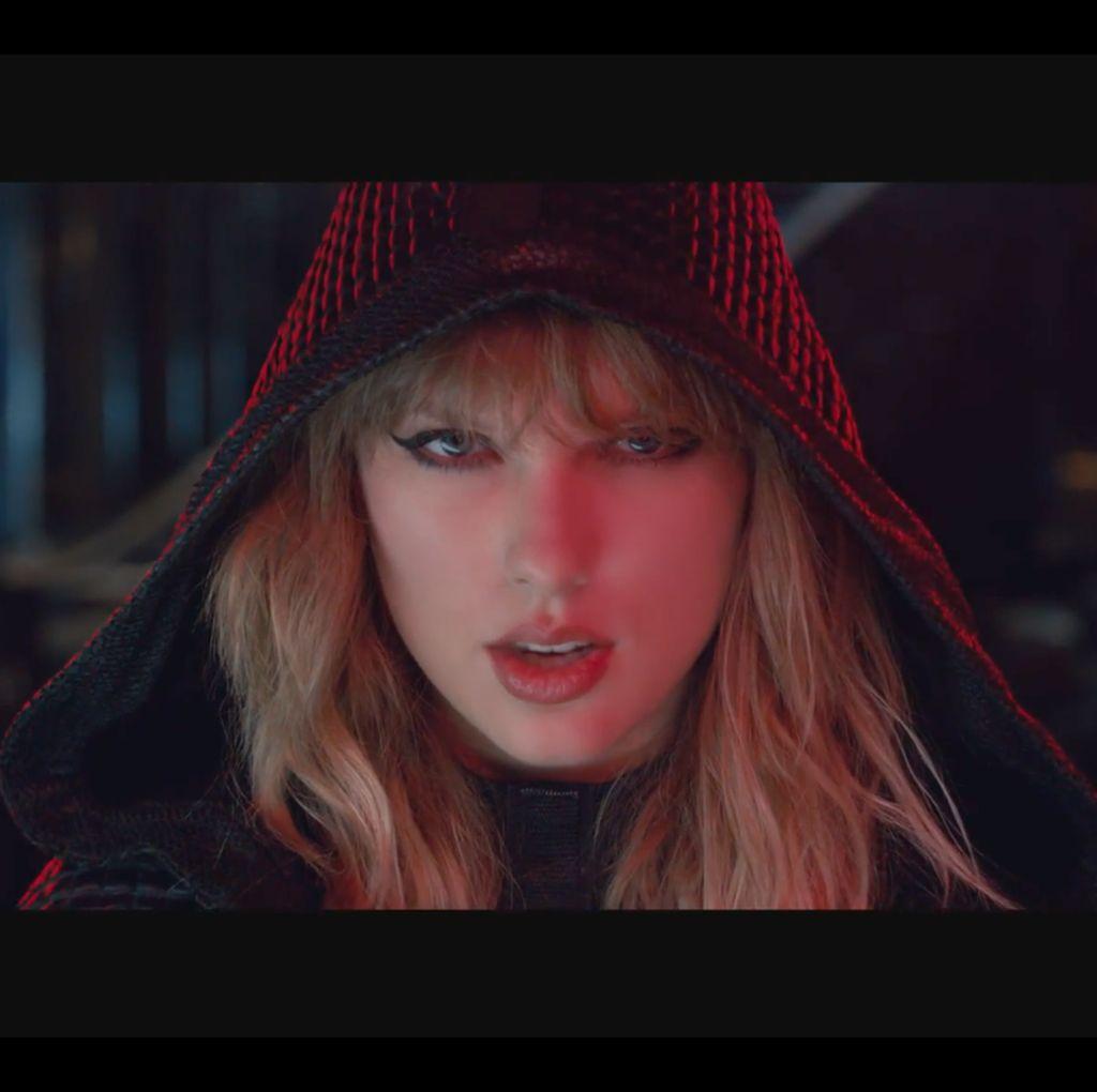 Belum Seminggu, Reputation Taylor Swift Jadi Album Terlaris 2017