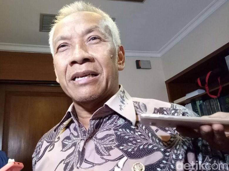 Pimpinan DPR: Kebakaran di Ruang Pokja Sipil Akibat Korsleting
